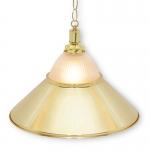 """Светильник бильярдный для стола 3-12 футов Alison golden"""" 1 плафон"""