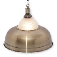 """Светильник бильярдный для стола 3-12 футов Crown bronze"""" 1 плафон"""