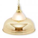 """Светильник бильярдный для стола 3-12 футов Crown golden"""" 1 плафон"""