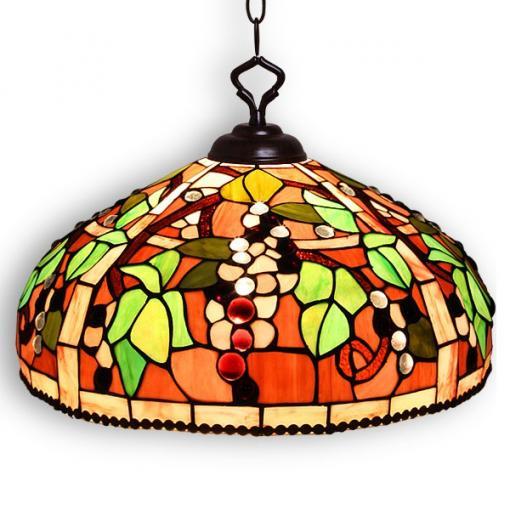 """Бильярдный светильник для стола 6-7 футов """"Шираз"""" 1 плафон"""