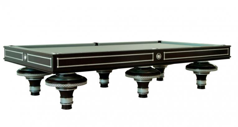 """Бильярдный стол """"Черный лебедь"""" 10 фут"""