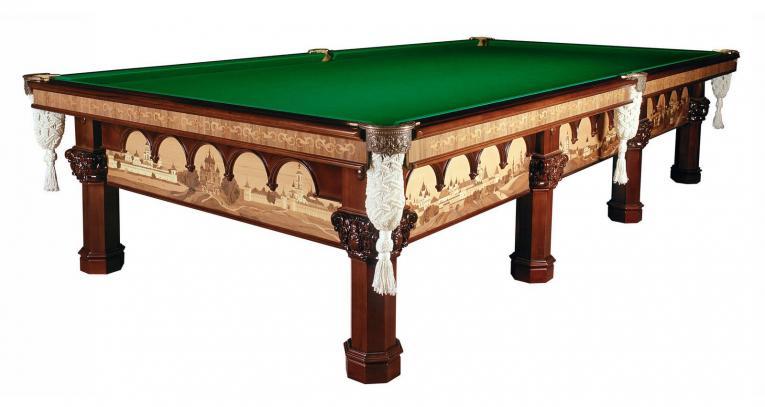 """Бильярдный стол """"Золотое кольцо"""" 10 фут"""