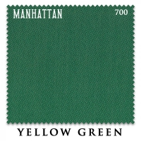 СУКНО MANHATTAN 195СМ YELLOW GREEN(Игра-стандарт)