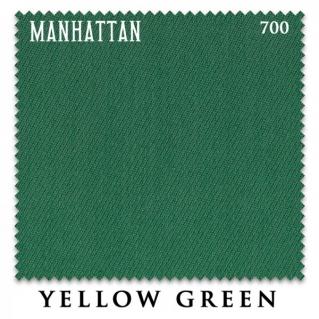 СУКНО MANHATTAN 195СМ YELLOW GREEN(Игра-стандарт)