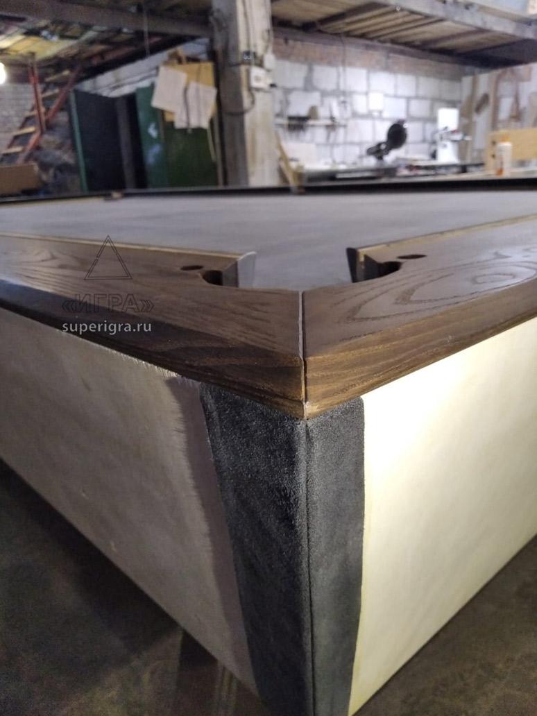 Бильярдный стол АЛЬКАНТАРА от Фабрики «Игра»