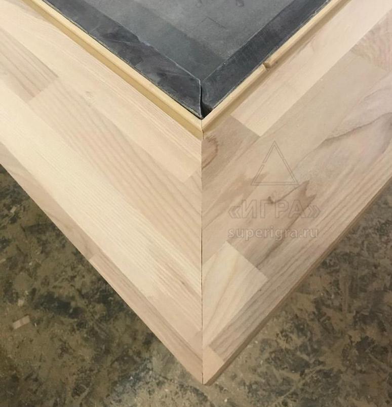 Бильярдный стол Айсберг от Фабрики «Игра»